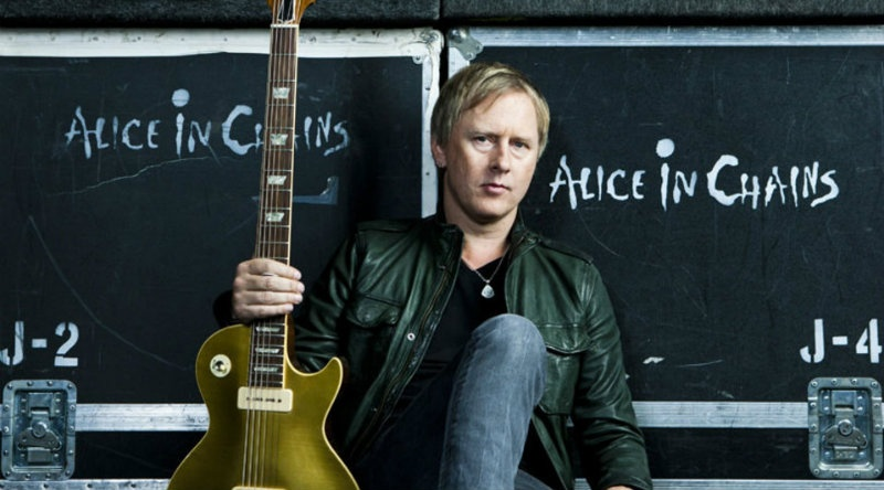 Alice In Chains founder and guitarist Jerry Cantrell turns 53 today