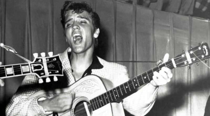 The historical significance of the 1956 Elvis Presley debut