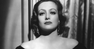 Actress Joan Crawford was born on this day in 1905