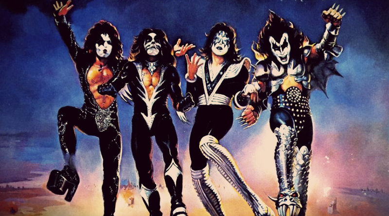 "Revisiting KISS masterpiece ""Destroyer"""