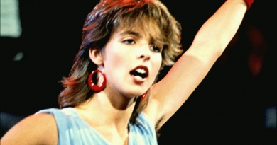 German singer Nena turns 60 today