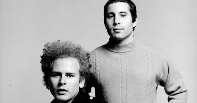 """On this day in 1970, Simon & Garfunkel goes No.1 with their now classic """"Bridge Over Troubled Water"""""""