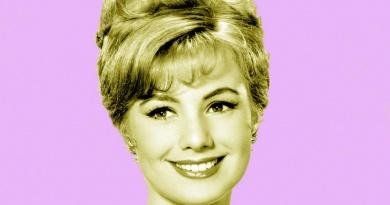 Actress Shirley Jones turns 86 today