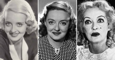 On Bette Davis birthday, check out her Top 5 films