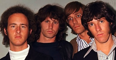 "The Doors release their first No.1 ""Light My Fire"""