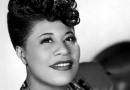 "The legendary Jazz singer ""Lady Ella"" Fitzgerald was born 102 years ago today"