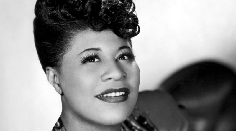 """The legendary Jazz singer """"Lady Ella"""" Fitzgerald was born 100 years ago today"""