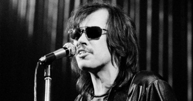 The legendary rocker John Kay from Steppenwolf turns 77 today