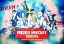 On this day in 1992 The Freddie Mercury Tribute Concert takes place in a crowded Wembley Stadium, featuring an all star line up