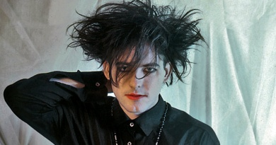 The Cure's Robert Smith turns 59 today