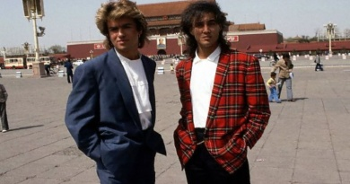 In 1985 Wham! became the first western Pop music act to play live in China