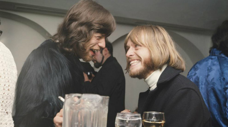 The final chords of Brian Jones with the Stones