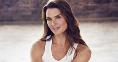 1980's sex symbol Brooke Shields turns 55 today