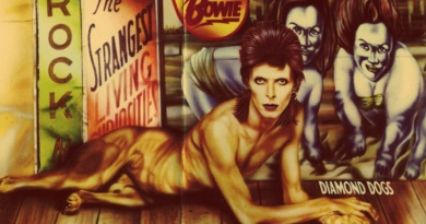 "David Bowie's ""Diamond Dogs"": A darker look into a future legend"