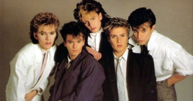 "Duran Duran scores another No.1 in 1984 with ""The Reflex"""