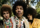 """In 1967, BBC's Top Of The Pops broadcast The Jimi Hendrix Experience performing """"Purple Haze"""""""