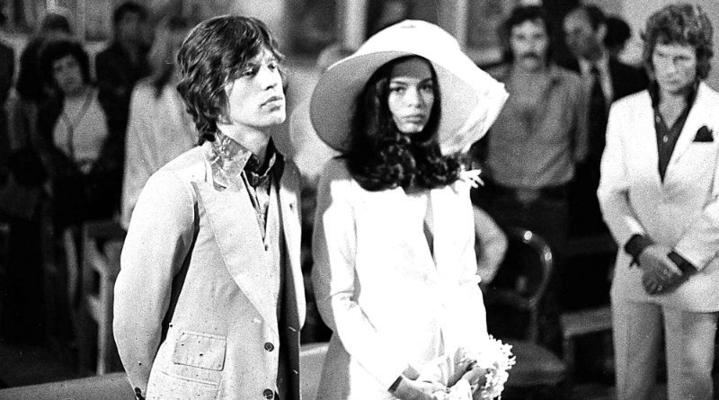 The legendary Rock royalty marriage of Mick and Bianca Jagger
