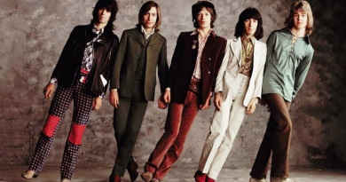 """The Rolling Stones classic """"Brown Sugar"""" peaks to No.1 in May 1971"""