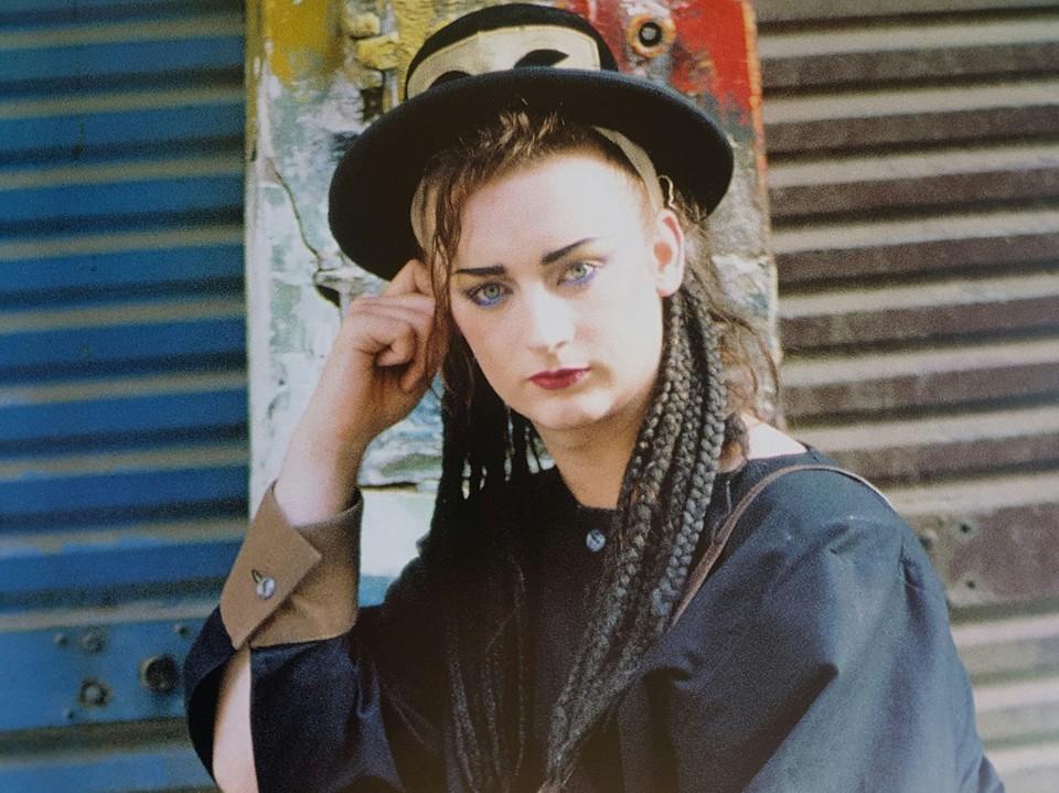 Boy George 1980s fashion에 대한 이미지 검색결과