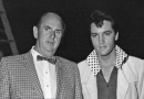 The Elvis Presley manager Colonel Tom Parker was born on this day in 1909