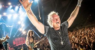 Aerosmith founding member and drummer Joey Kramer turns 68 today