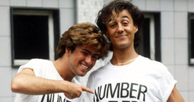 """Wham! gets their first No.1 single in 1984 with """"Wake Me Up Before You Go-Go"""""""