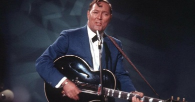 Remembering the Rock N'Roll pioneer and legend Bill Haley on his birthday