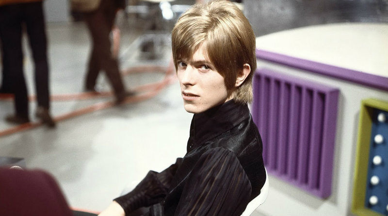 """In 1967 David Bowie releases the single """"Love You Till Tuesday"""""""