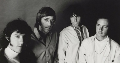 """The Doors hit No.1 for the first time with """"Light My Fire"""" in 1967"""