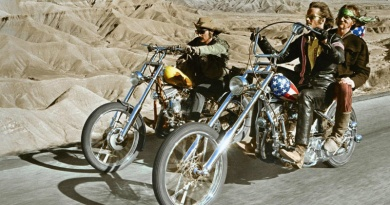 """Easy Rider"": A timeless portrait of freedom"