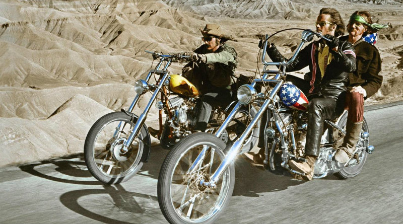 """""""Easy Rider"""": A timeless portrait of freedom"""