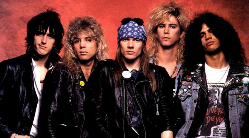"""Guns N's Roses debut """"Appetite For Destruction"""" – A collection of outstanding and enduring Rock hits"""