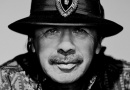 The legendary Carlos Santana turns 73