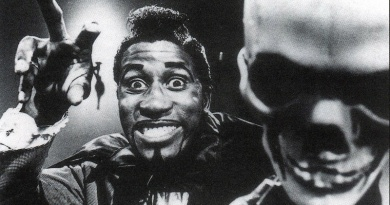 "The original Shock Rocker ""Screamin' Jay"" Hawkins"