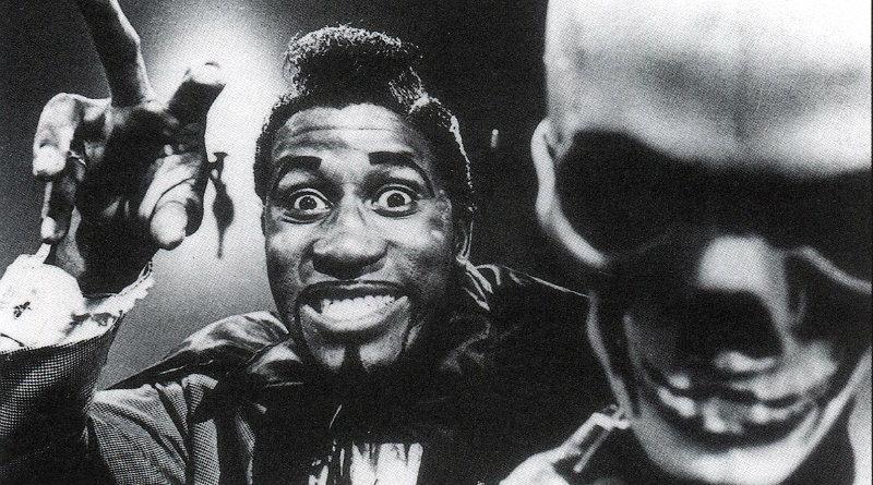 "The original Shock Rocker ""Screamin' Jay"" Hawkins"