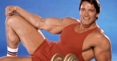 The Top 10 Arnold Schwarzenegger Movies