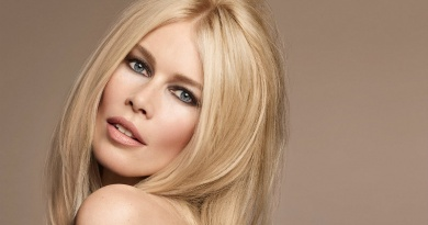 German Top Model Claudia Schiffer: A Fashion Icon