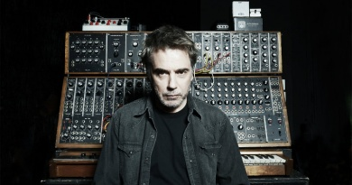 Electronic music genius Jean-Michel Jarre turns 71