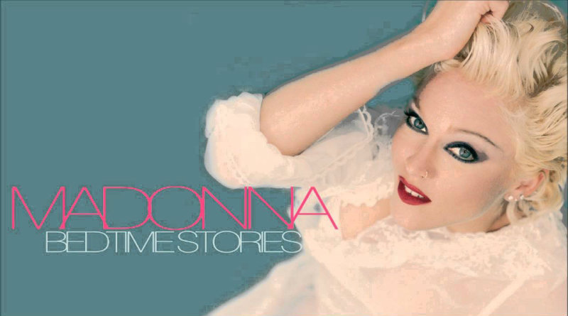 Looking Back at Madonna's 'Bedtime Stories'