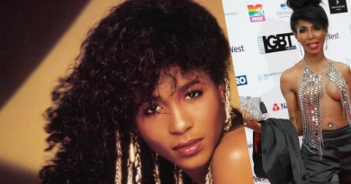 1980's Pop sensation Sinitta turns 56