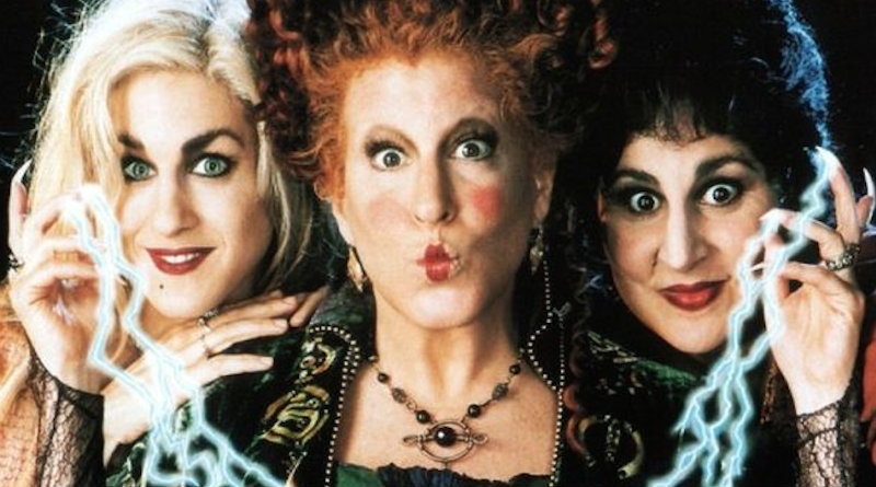 Hocus Pocus Celebrates 25th Anniversary
