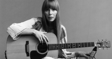 Influential Canadian singer-songwriter Joni Mitchell turns 77