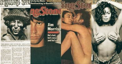 Rolling Stone magazine launches it's first number in 1967