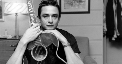 Remembering Johnny Cash, The Man In Black