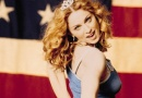"In 2000 Madonna climbs to No.1 in the UK singles charts with ""American Pie"""