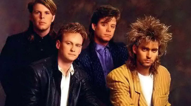 """Mr.Mister peaks to No.1 at the U.S Hot 100 in 1986 with """"Kyrie"""""""