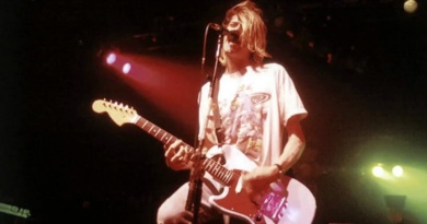 The lights go out for Nirvana in Munich on March 1, 1994 when they play their last concert together