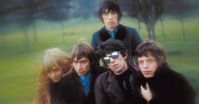 "The Rolling Stones scored their fourth U.S No.1 in 1967 with ""Ruby Tuesday"""