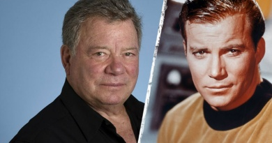 The iconic William Shatner turns 88