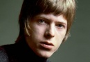 "In 1967 David Bowie releases the eerie single ""The Laughing Gnome"""